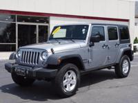 ** 2014 ** Jeep ** Wrangler ** Unlimited Sport ** 4x4