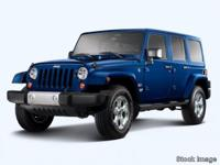 Recent Arrival! 2014 Jeep Wrangler Unlimited Sport New