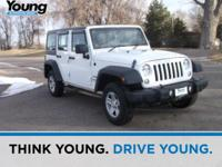 2014 Jeep Wrangler and RIGHT HAND DRIVE. Wrangler