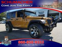 Options:  2014 Jeep Wrangler Unlimited 4X4| |Advanced