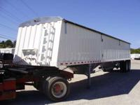 2014 Jet Trailers 40ft Steel Grain Trailer 40ft Steel