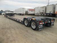 2014 Jet Trailers Detachable Gooseneck 53x102 Detach