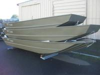 5 new 2014 G3 Jon Boats,  1448LW, For $2365. 1648WL,