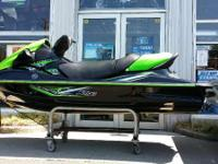 2014 Kawasaki Jet Ski STX-15F Low Hours! Performance
