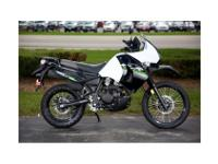 2014 Kawasaki KLR 650 New Edition, vin# A76123 2014