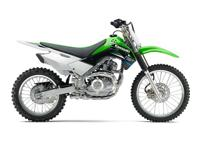 2014 Kawasaki KLX140L sale A More Robust KLX140 for