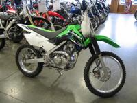 2014 Kawasaki KLX140L Nice A More Robust KLX140 for