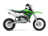 2014 Kawasaki KX65 KX65 An Important Step on the Road
