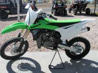 Make: Kawasaki Year: 2014 Condition: New KX85 A Fast