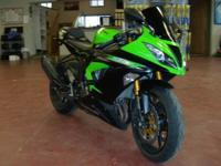 Smith Auto - 2014 KAWASAKI NINJA ZX-6R WITH ONLY 2499
