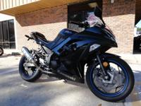 2014 Kawasaki Ninja 300, Anti Lock Brakes, 8950 Miles,