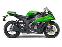 The Kawasaki Ninja ZX-10R ABS superbike combines