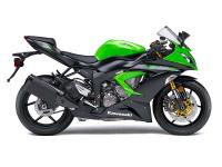 The 2014 ZX-6R ABS continues family tradition of