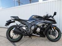 2014 Kawasaki ZX-10R amazing bike and in amazing