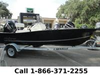 2014 Key Largo  60 hp Mercury engine Black exterior