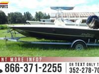 2014 Key Largo 186 Bay - Warranty - 115 HP Mercury