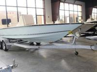 New 2014 Key Largo 220 Bay Fishing Boat, Priced To Sell