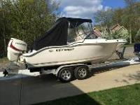 2014 Key West 211 DC Like New only used twice and has