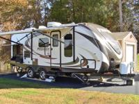 2014 Keystone Bullet Premier 22RBPR fully packed