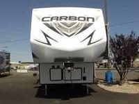 2014 Keystone Carbon 387. New 38 Fifth Wheel Toy