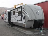 2014 Keystone Cougar High Country 319RLS. New 31 Travel