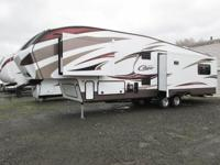 2014 Keystone Cougar with Polar Package Plus...3
