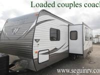 2014 Keystone Hideout 26 RLS Luxury    Mileage: 0