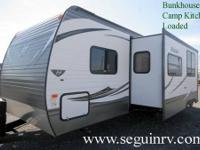 2014 Keystone Hideout 27DBS    Mileage: 0  Exterior