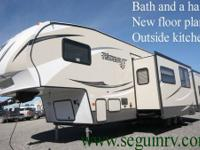 2014 Keystone Hideout 308BHS    Mileage: 0  Exterior