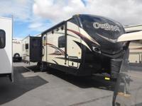 Selling 36' 2014 Outback Super Light Travel Trailer
