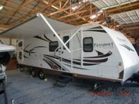 2014 Keystone Passport 2910BH (MO) - $22,999 Length: 32