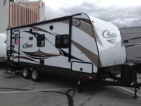 2014 Keystone Recreational Vehicle Cougar M-21RBSWE