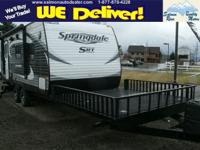 2014 KEYSTONE SPRINGDALE travel trailer 211SRT WE Our