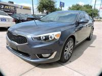 We are excited to offer this 2014 Kia Cadenza. When