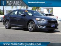 This gorgeous Cadenza has everything you want coming