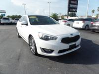 2014 Kia Cadenza Premium with Leather Seats, Panoramic