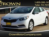 2014 Kia Forte 4dr Car LX Our Location is: Crown Motor