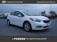 2014 Kia Forte EX New Price! CARFAX One-Owner. 36/24