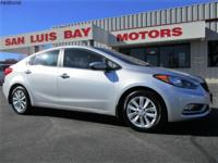 Options:  2014 Kia Forte Ex|For More Information Call