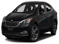 Options:  2014 Kia Forte Ex|Ase Certified Mechanic