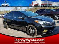 Clean CARFAX. Forte EX, 4D Sedan, 6-Speed Automatic,