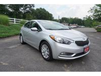 2014 Kia Forte EX Silver New Price!  Kia Certified