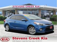 Options:  2014 Kia Forte Koup Ex Coupe|Blue|4-Cyl Gdi