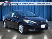 2014 Kia Forte LX 4D Sedan LX Our Location is: Galpin