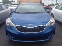 This outstanding example of a 2014 Kia Forte LX is