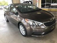 Forte LX / AUTOMATIC, GREAT GAS MILEAGE, 4D Sedan, 1.8L