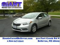 Looking for a clean, well-cared for 2014 Kia Forte?