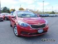 New arrival! 2014 Kia Forte LX! Only 77,786 miles! This