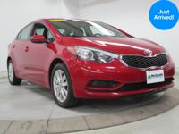 New In Stock** All smiles!! Great MPG: 36 MPG Hwy* This