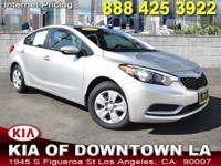 Treat yourself to a test drive in the 2014 Kia Forte!